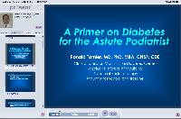 A Primer on Diabetes for the Astute Podiatrist