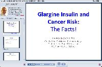 Glargine Insulin and Cancer Risk: The Facts!