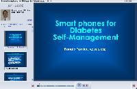 Smartphones for Diabetes Self-Management