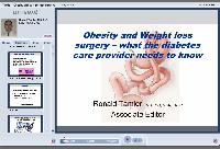 Obesity and Weight Loss Surgery